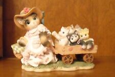 Enesco Calico Kittens - Mom - Maker of Miracles