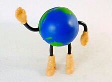 """Stress Relief Ball ~ """"Planet Man"""", Squeeze Ball w/Adjustable Arms & Legs #PL336"""