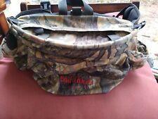 Badlands fanny pack camo 5 pocket monster fanny pack good condition