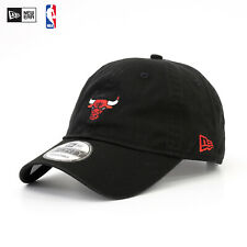 New Era Cap 9 Forty nba chicago bulls mini logotipo gorra ajustable negro