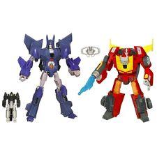 "New HASBRO ""Transformers Battle Pack"" Rodimus vs Cyclonus JapanImport  F/S S0415"
