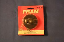 FRAM Locking Gas / Fuel Cap RG-795 ~ New