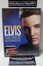 Elvis Presley: The Great Performances [DVD] NEW FREE SHIPPING!