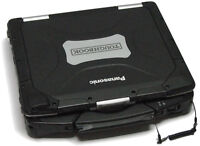 Custom Build Panasonic Toughbook CF-30 Rugged Laptop Military Non-Touchscreen