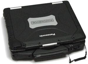 Custom Build Panasonic Toughbook CF-30 Rugged Laptop Military Non-Touchscreen