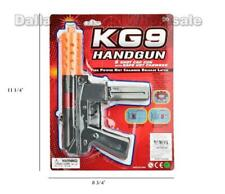 NON BATTERY OPERATED Toy Detective Cap Machine Guns USA SELLER
