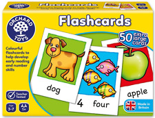 Baby Gift Educational Game Orchard Toys Flash Cards For Kids,Toddlers & Children