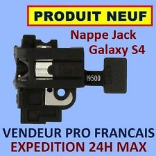 ✖ NAPPE PRISE JACK ECOUTEUR SAMSUNG GALAXY S4 S 4 i9500 i9505 FLEX CABLE ✖ NEUF