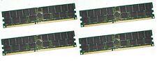 NOT FOR PC/MAC! 16GB (4x4GB) Dell PowerEdge 2800 Memory RAM ECC REG