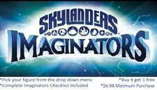 *Skylanders Imaginators Complete UR Set w Checklist $6.98 Min Buy 4 get 1 Free👾