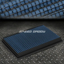FOR 92-11 CROWN VICTORIA BLUE REUSABLE&WASHABLE HIGH FLOW DROP IN AIR FILTER