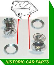 DZUS FASTENERS for Side Screen Arms on Triumph TR3A 1956-62 from (c) TS28825