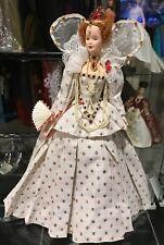 GOLD LABEL QUEEN ELIZABETH The 1st Barbie Women of Royalty PRISTINE RARE