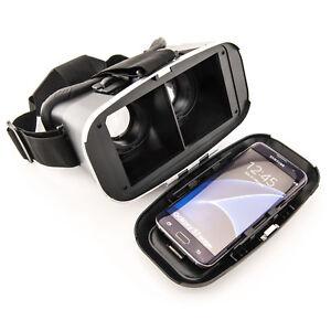 Android Virtual Reality Brille für Samsung Galaxy Note 8 4 3 2 Edge VR 3D-Brille