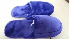Soft & Comfortable Women household Slippers Purple Size 7/8.5  V14-15