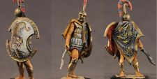 Tin toy soldiers ELITE painted 54 mm  Fespiysky hoplite, 5 century BC