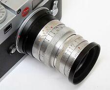 Kodak cine ektar 50 f/1.9 lens for Leica M