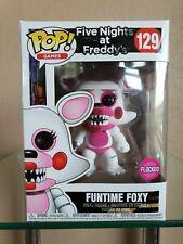 Funko Flocado POP! Five Nights At Freddy 'Figura de Vinilo-Funtime Foxy Flocado #