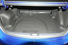Fully Tailored Rubber Trunk Carmat Liner Boot Mat KIA CERATO FORTE KOUP 2009-