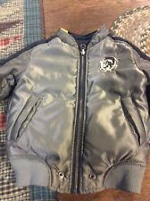 Diesel Toddler Boys Reversible Jacket...size 4-T