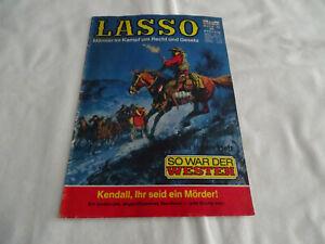 Lasso Heft 66
