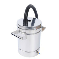 Universal 8L Mini 304#stainless steel Fluidized Powder Bucket for Powder Coating