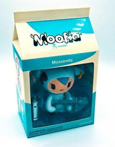 Tokidoki Moofia Mozzarella Vinyl Figure by Simone Legno STRANGECO Toys NIB Italy