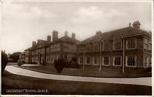 Goole. Secondary School.