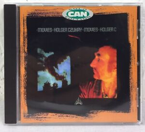 Holger Czukay : Movies - Can Solo Edition  - Spoon CD 35 - Near Mint Condition