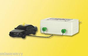 Viessmann 5026 Single Flashing Light Unit with A Yellow Lightbulb