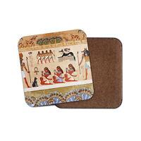 Awesome Hieroglyphic Coaster - Ancient Egypt Pharaoh Egyptology Fun Gift #14227