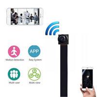 HD Mini Camera Wireless WIFI IP Pinhole Home Security Micro DVR DIY Module NEW