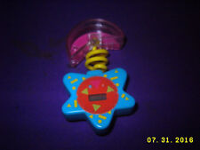 LJN TOYS 1980'S GIRLS FUNDANGLES CANDY DISPENSER CLIP ON