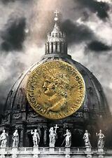 Numis - Sesterzio di Nerone - ARCO DI TRIONFO - moneta romana antica