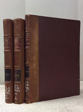 HISTORIA DE LAS INDIAS DE NUEVE-ESPANA 3v - Diego Duran, 1867 1st ed, Mexico