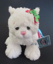 LR4 Pretty Kitty Cat ribbon WEBKINZ PLUSH Animal new Code
