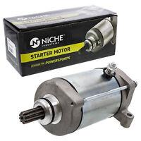 NICHE Starter Motor Yamaha 4WV-81800-00-00 5KM-81890-00-00 Kodiak 400 Rhino 660