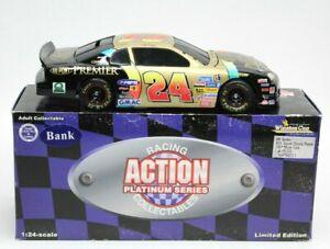Jeff Gordon 1997 #24 DuPont Chroma Premier Bank 1:24 Action Platinum /28000