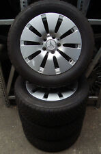 4 Mercedes-Benz Winterräder C-Klasse W205 C205 205/60 R16 92H A2054010100 RDK