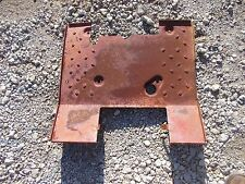 International Farmall 656 Hydro Rowcrop Tractor foot Platform for Open Station