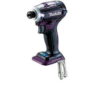 MAKITA Impact Driver TD172DZAP Authentic Purple 18V TD172D Body Only Rechargeabl