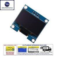 """DISPLAY OLED 1,3"""" IIC I2C LCD 128 x 64 SH1106 A 4 PIN SCHEDA MODULO PER ARDUINO"""