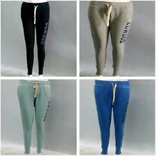 Special Elwood Ladies Track Pants Cuff Trousers Sport Tracksuit Casual SZ XS-L