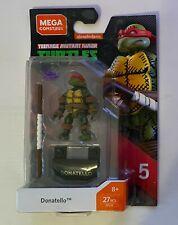 Donatello - Mega Construx Teenage Mutant Ninja Turtles Figure Pack TMNT Bloks