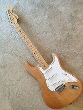 More details for fender american special stratocaster guitar usa mia 16 custom shop texas special