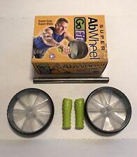 GoFit Super Abdominal Wheel GF-DDW