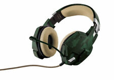 20865 GXT 322c Gaming Headset Green Camou