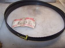 "NEW STARRETT 17'2"" X 3/4"" WIDE   4 TPI BAND SAW BLADE .032"" THICK"