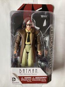 Batman The Animated Series #23 Commissioner Gordon Action figure.