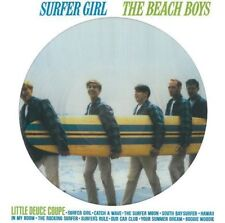 THE BEACH BOYS Surfer Girl Vinyl LP DOL DOS626HP 2017 Picture Disc Brand New